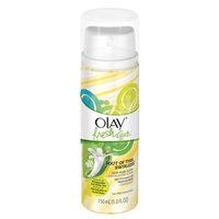 Olay Fresh Effects Deep Pore Clean + Exfoliating Scrub, Honeysuckle, 5 fl oz