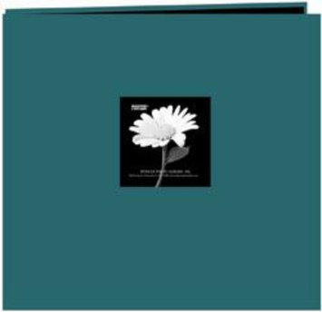 Pioneer Photo Albums Pioneer Photo Teal Frame Fabric Memory Book (20 Bonus Pages)