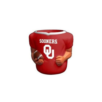 Caseys Distributing 2655170816 Oklahoma Sooners Jersey Can Cooler
