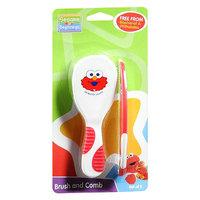 Sesame Beginnings Baby Brush and Comb Set