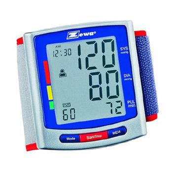Zewa WS-380 Deluxe Automatic Wrist Blood Pressure Monitor