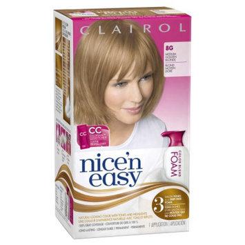 Clairol Nice 'n Easy Color Blend Foam Permanent Hair Color