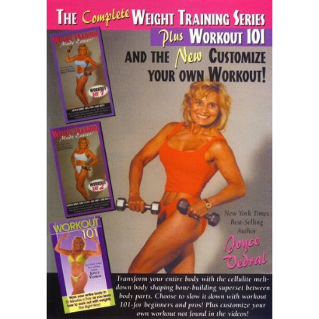 Complete Weight Training Series with Joyce Vedral