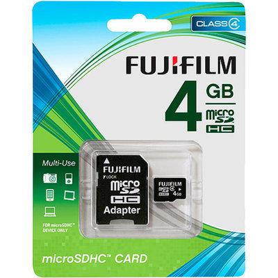 Fuji 4GB Micro SDHC Memory Card