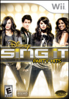 Disney Interactive Disney Sing It Party Hits