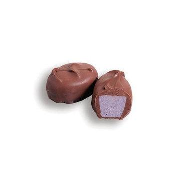 Asher's Milk Chocolate Flavored Coating Black Raspberry Sherbet Cream, SUGAR FREE, 16 0z