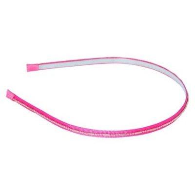 Remington Beaded Headband - Pink