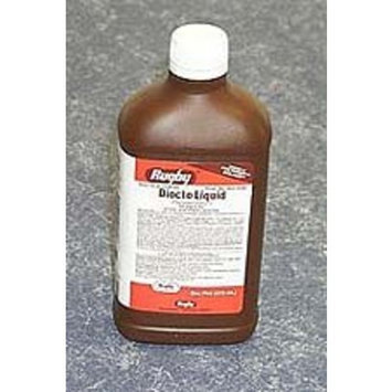 Rugby Diocto Liquid Laxitive 16 Oz/Pt Compare To Colace - Model 00536059085