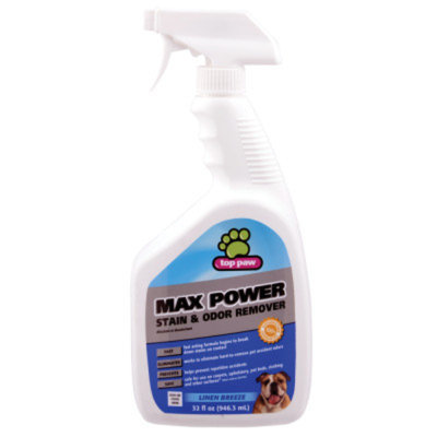 Top Paw Linen Breeze Max Power Stain & Odor Remover