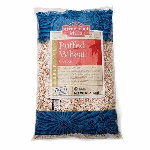 Arrowhead Mills Puffed Wheat Cereal