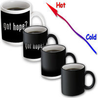 Recaro North 3dRose - Mark Andrews ZeGear Spiritual - Got Hope - 11 oz Transforming mug