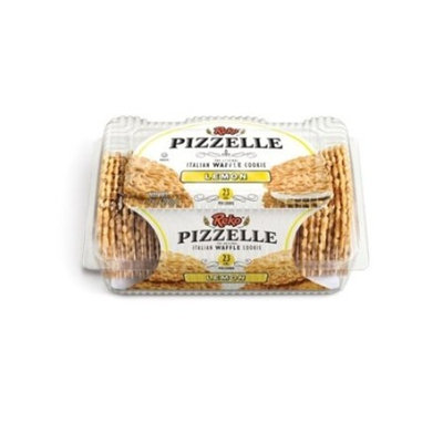 Reko Lemon Pizzelle Cookies (Case of 12)