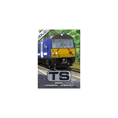Railsimulator.com Train Simulator GEML London - Ipswich