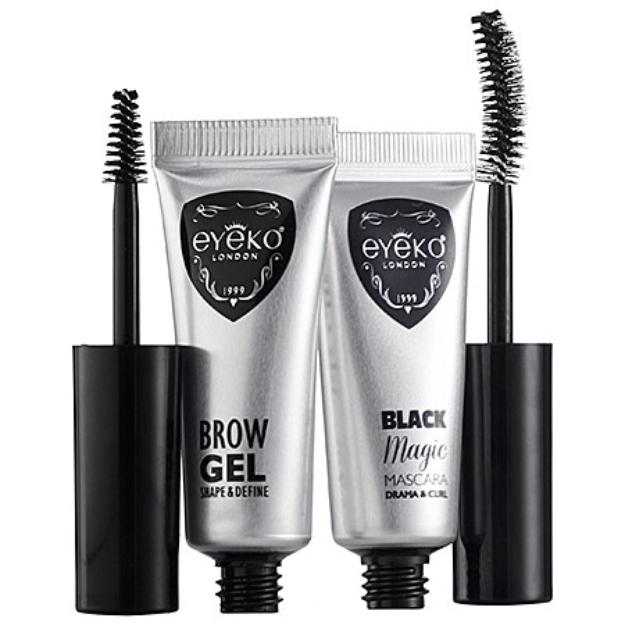 Eyeko Black Magic Mascara & Brow Gel Set