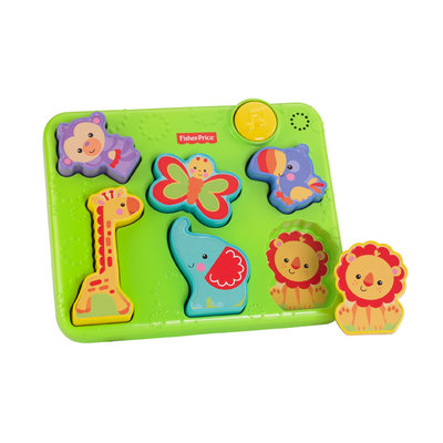 Fisher Price Fisher-Price Silly Sounds Puzzle