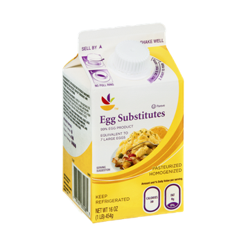 Ahold Egg Substitutes