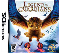 Warner Home Video Games Legend of Guardians: Owls Ga'Hoole