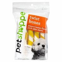 Pet Shoppe Peanut Butter Twist Bones