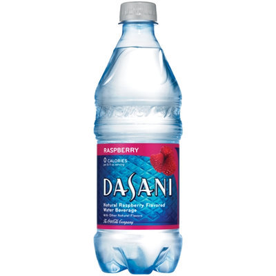 Dasani Purified Raspberry Water 20 Oz