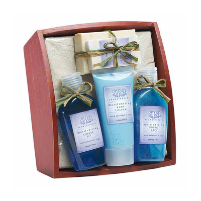 Zingz & Thingz Keepsake Spa Collection Box
