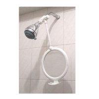 Zadro Fogless Shower Mirror in White ZW01