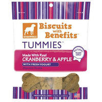 Dogswell Biscuit Tummies Cranberry Apple 10 Oz