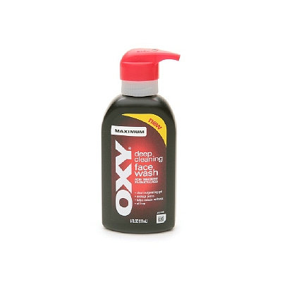 OXY Deep Cleaning Face Wash