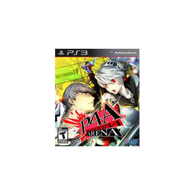 Persona 4 Arena (Playstation 3)