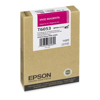 Epson T605300M Vivid Magenta Ink Cartridge For Epson Stylus Pro 4880 Printer