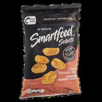Smartfood Selects All Natural Chips Hummus Popped Garlic Tomato Basil