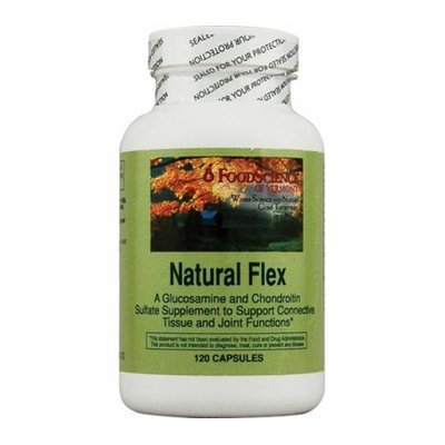 FoodScience of Vermont Natural Flex 120 Capsules