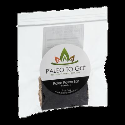 Paleo To Go Paleo Power Bar