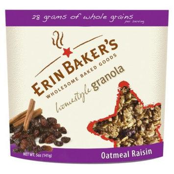 Erin Baker's Oatmeal Raisin Homestyle Granola 5 oz
