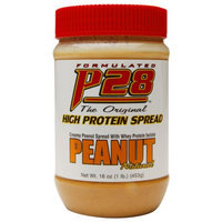 P28 Original High Protein Spread Plain Peanut