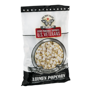Five Point Snacks Airmen Popcorn