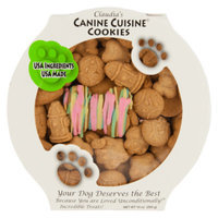 Claudia's Cuisine Cookie Dog Treat