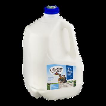 Organic Valley 2% Organic Reduced Fat Milk