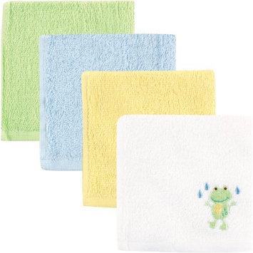 Babyvision Inc. Luvable Friends Super Soft Washcloths, 4 Pack
