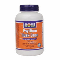 NOW Foods Psyllium Husk plus Apple Pectin