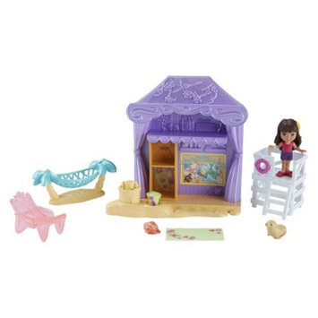Dora The Explorer Dora & Friends Beach Cabana Playset