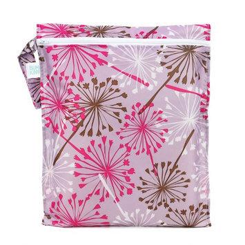 Bumkins Waterproof Zippered Wet Bag, Purple