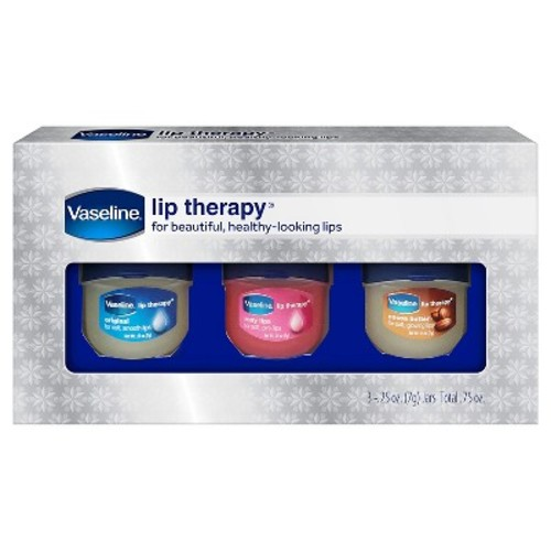 Vaseline Lip Therapy Mini Set