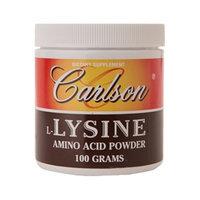 Carlson L-Lysine Amino Acid Powder