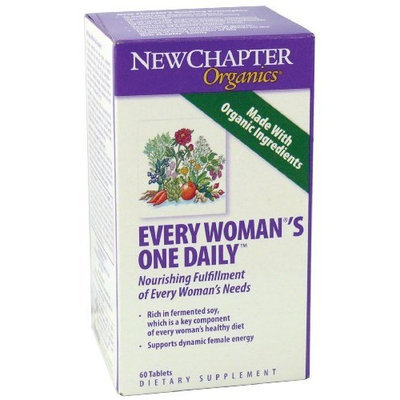 New Chapter Chapter Every Woman's One Daily, 60 Count