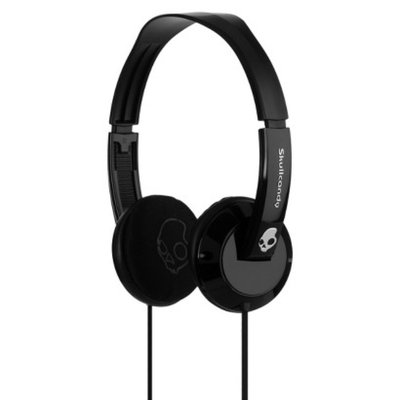 Skullcandy Uprock Headphone - Black (S5URFZ-033)