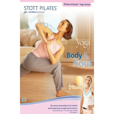 Stott Pilates: Body and Soul Infused Yoga