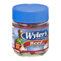 Wyler's Instant Bouillon Beef Cubes