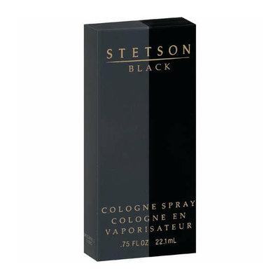 Coty Stetson Black by  Cologne Spray . 75 oz