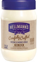 Hellmann's Carefully Crafted Dressing and Sandwich Spread