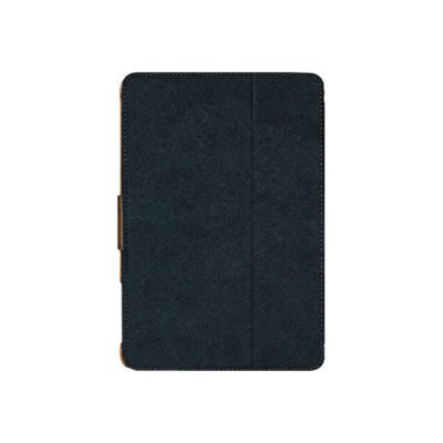 Macally Peripherals Macally Ultra Slim Protective Case and Stand iPadMini - Blue